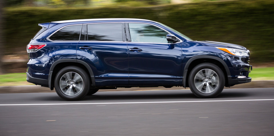 Toyota Highlander Lease Deals >> Deal of the Month: Toyota Highlander | Driveline Fleet ...