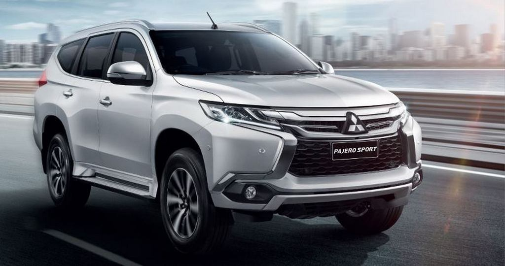 2017 mitsubishi pajero sport vrx review driveline fleet car leasing. Black Bedroom Furniture Sets. Home Design Ideas