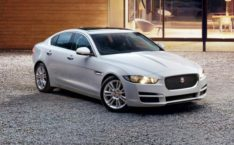 Jaguar XE photos