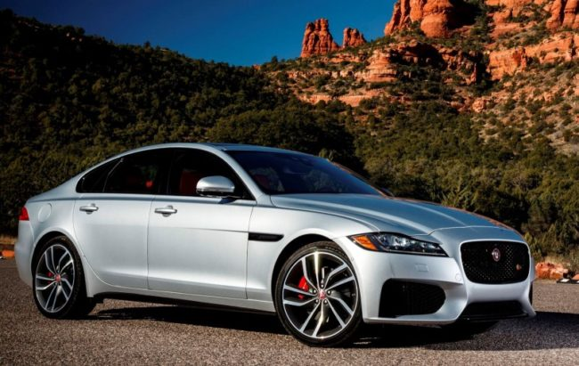 Jaguar XF lease