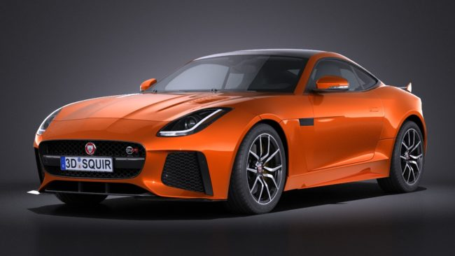 Jaguar F Type photo