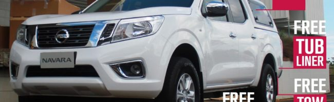 Nissan Navara Trade Pack