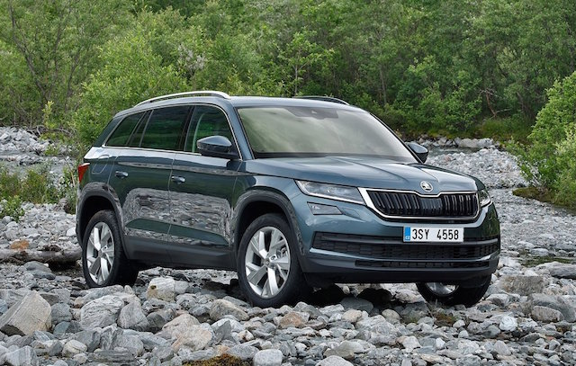 skoda kodiaq review driveline fleet car leasing. Black Bedroom Furniture Sets. Home Design Ideas