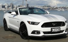 Tarmc Review Ford Mustang Convertible