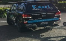 Kauri Property Maintenance Testimonial for Driveline Fleet