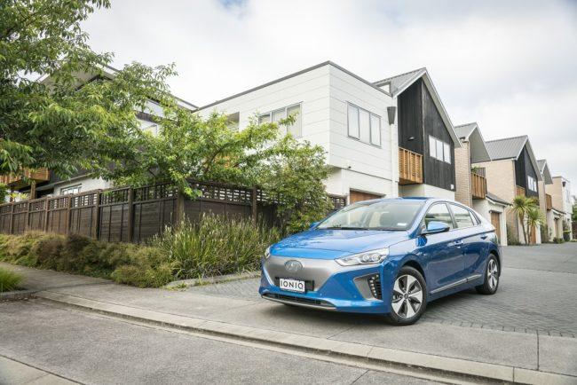 Hyundai IONIQ lease