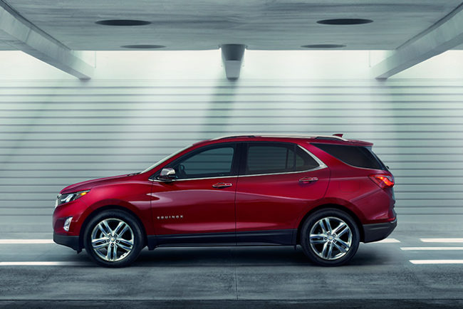 Lease a Holden Equinox