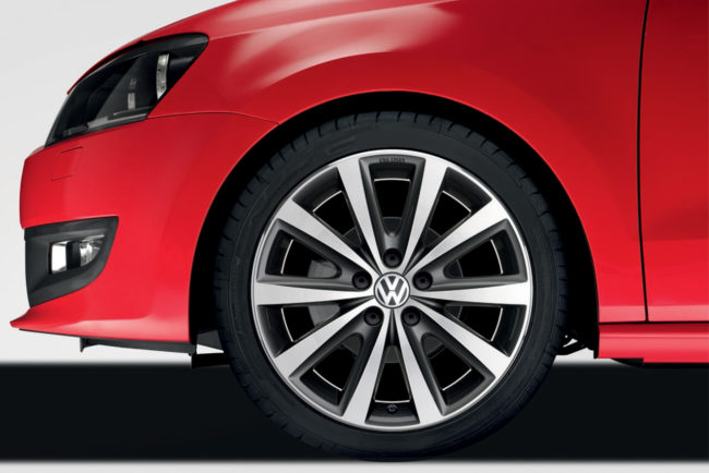 taking care of your alloy wheels