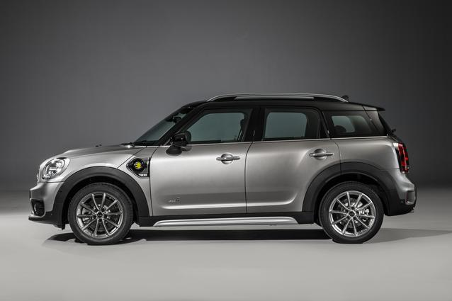 Mini Cooper S E Countryman All4 Review