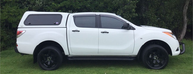 Ex-lease cars - 2015 Mazda BT50