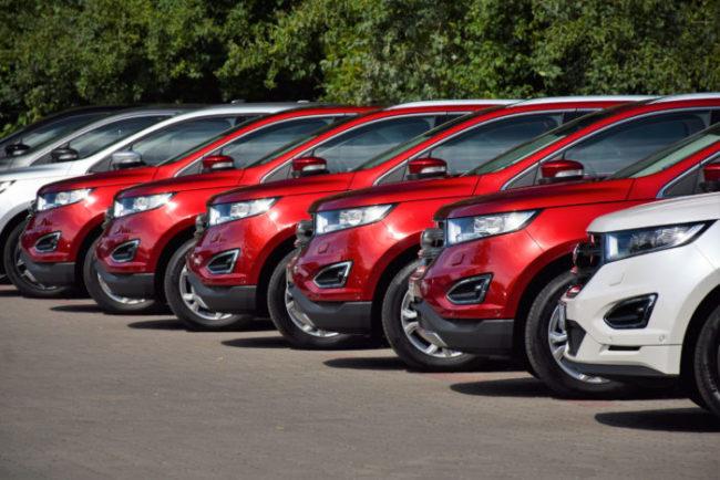 fleet management cars