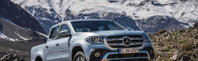 lease a Mercedes-Benz x-class
