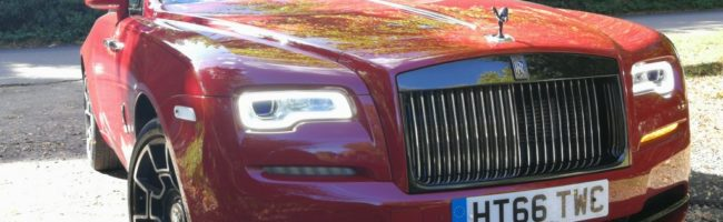 rolls royce car review