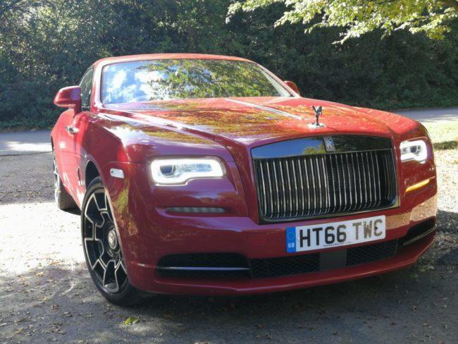 rolls royce car review