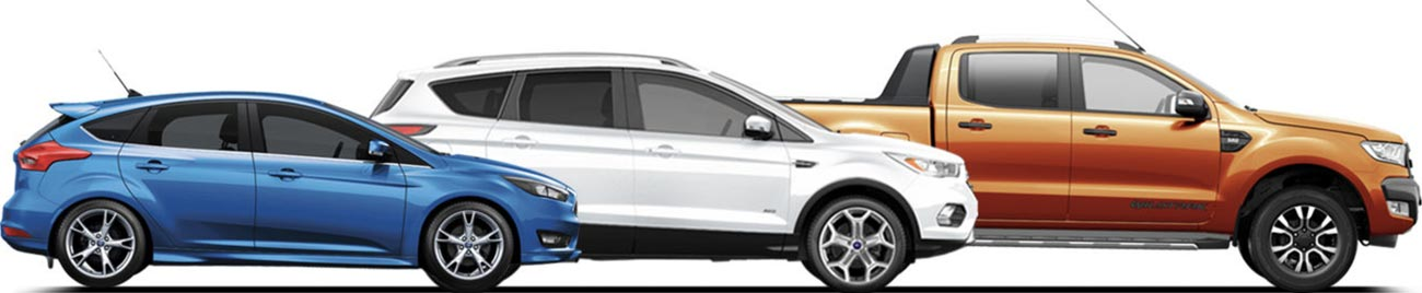 Ford car leasing examples