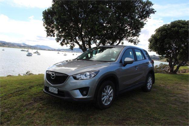 2013 Mazda CX-5 lease