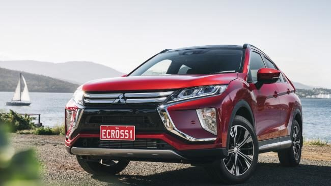 Lease a Mitsubishi Eclipse Cross