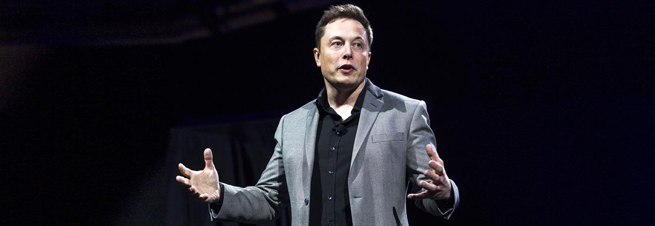 Elon Musk, founder of Tesla Motors