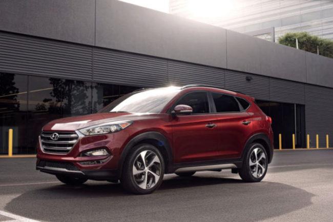 Lease a Hyundai Tucson