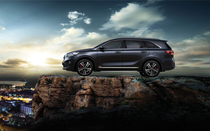 Kia Sorento Suv Driveline Fleet Car Leasing Nz