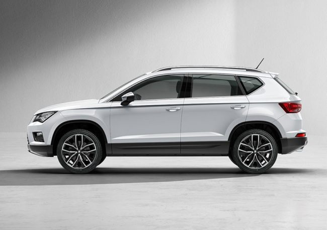 Seat Suv 2018 >> 2018 Seat Ateca Review Driveline Fleet Car Leasing