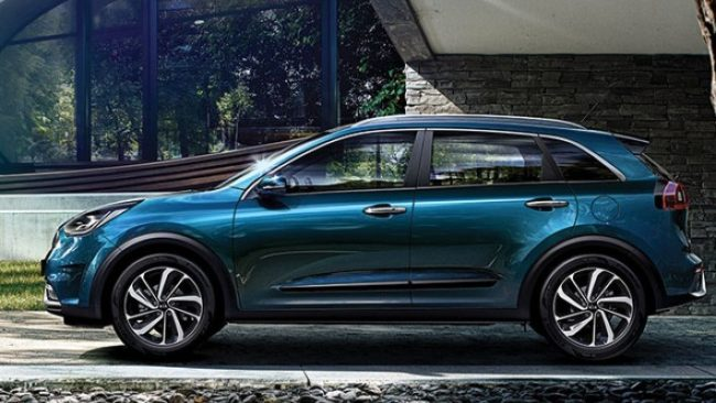 Kia Niro Lease >> Kia Niro Vehicle Lease Hybrid Driveline Fleet