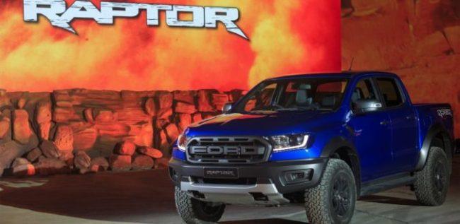 Ford Ranger Raptor Review Driveline Fleet Car Leasing
