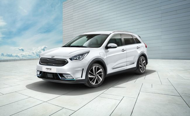 2018 Kia Niro Review