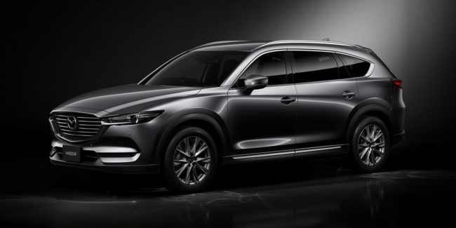 2018 Mazda Cx 8 Review Release Date >> 2018 Mazda Cx 8 Review Driveline Fleet Car Leasing