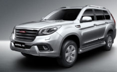 Lease a Haval H9