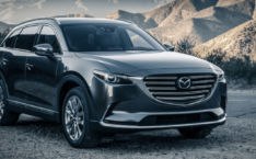 Mazda CX-8 lease