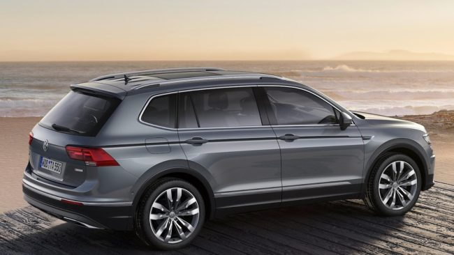 2018 volkswagen tiguan all space review driveline fleet. Black Bedroom Furniture Sets. Home Design Ideas