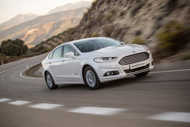 Lease a Ford Mondeo Hybrid