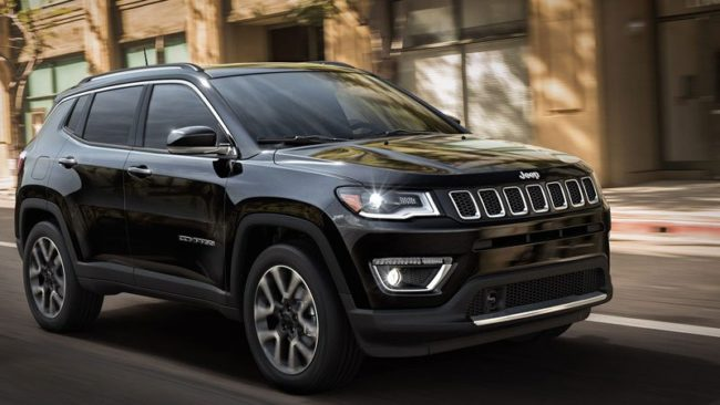 Lease a Jeep Compass