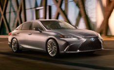 lease a Lexus ES Hybrid
