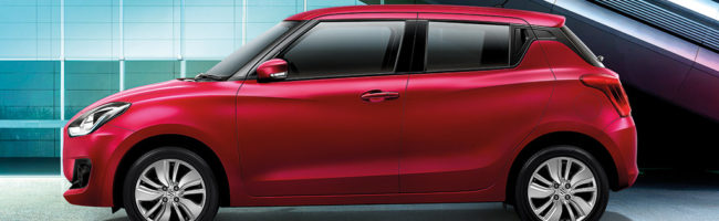 lease a suzuki swift gl