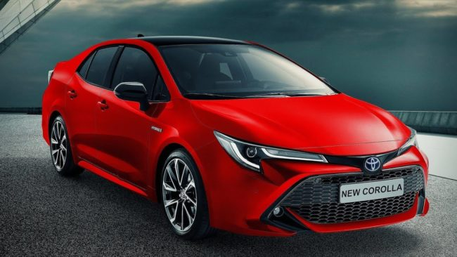 2019 Toyota Corolla Review Driveline Fleet Car Leasing
