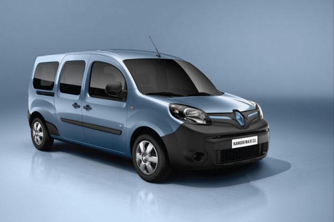 2019 EV Renault Kangoo