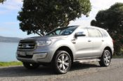 2015 Ford Everest lease