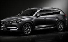 Lease a Mazda CX-8