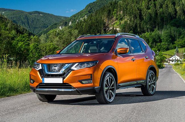2018 nissan x trail review driveline fleet car leasing. Black Bedroom Furniture Sets. Home Design Ideas