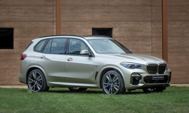 2019 Bmw X5 Review Driveline Fleet Car Leasing