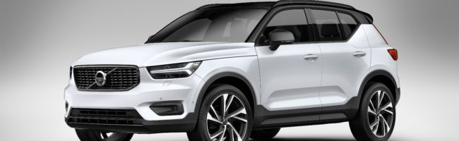 Lease a Volvo XC40