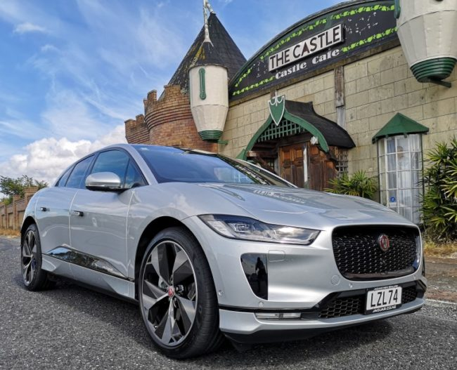 Lease an I-Pace