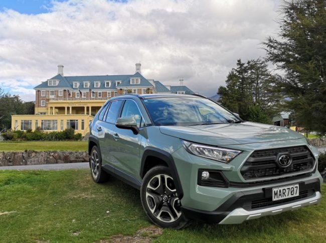 2019 Toyota Rav4 Review - Driveline Fleet - Car Leasing
