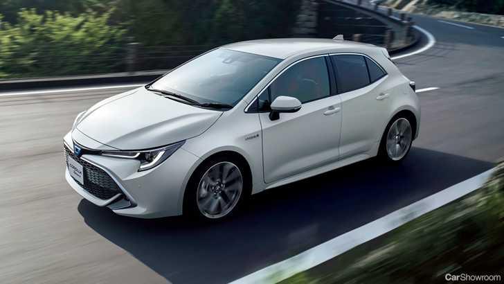 Toyota Corolla Hybrid Review Driveline Fleet Car Leasing