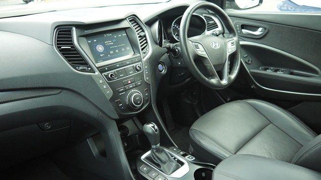2018 Hyundai Santa Fe lease