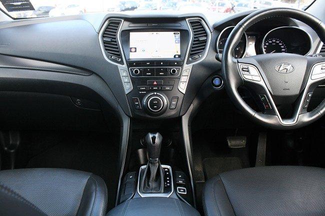 2017 Hyundai Santa Fe lease