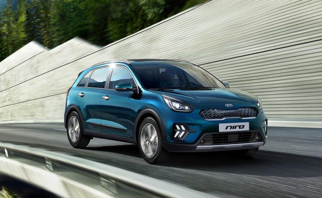 Kia Niro Driveline Fleet Car Leasing
