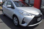 2017 Toyota Yaris lease